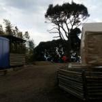 鹿野山  近所の秘密基地