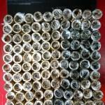 真鍮マフラーエンドチップ