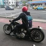 バイクオンシーズン中!
